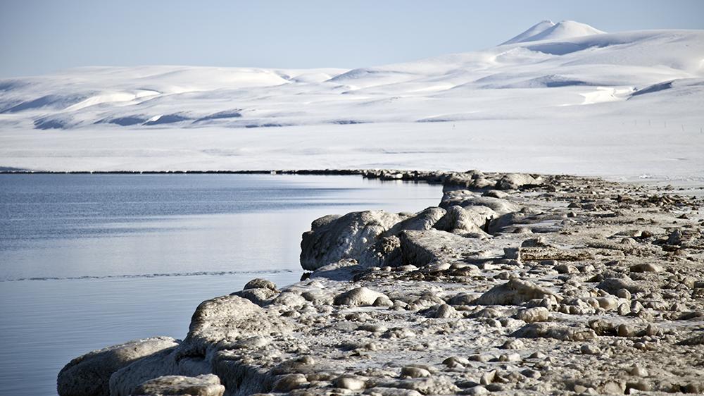 Tour nach Barentsburg