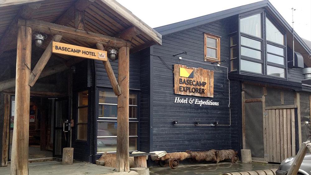 Basecamp Hotel Svalbard