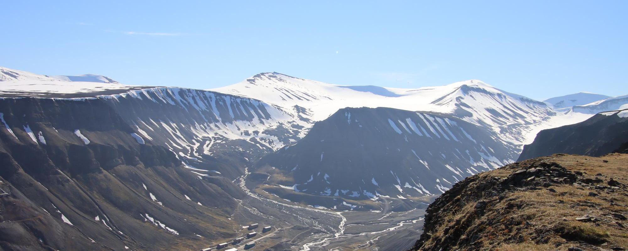 Spitzbergen Lars Hiertafjellet