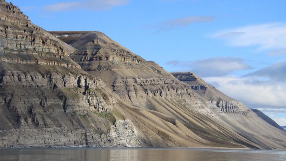 Skansbukta Spitzbergen