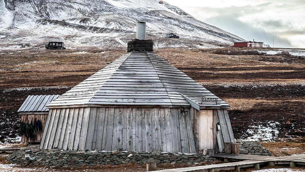 Camp Barents
