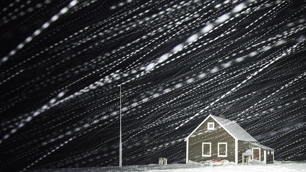 Fredheim Spitzbergen