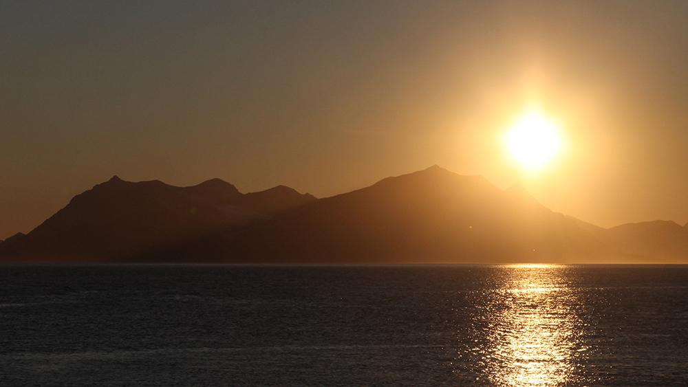 Grønfjorden, Barentsburg
