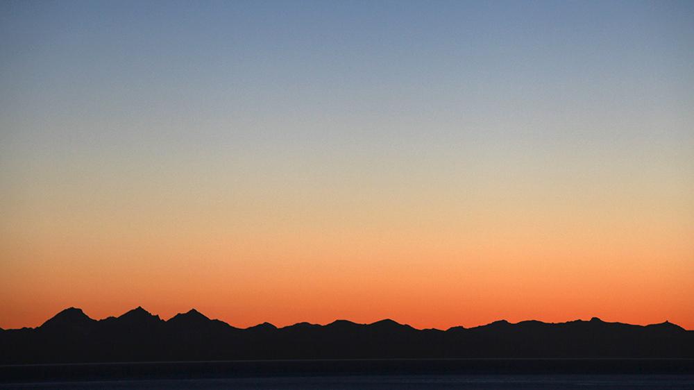 Lichtstimmungen, Spitzbergen