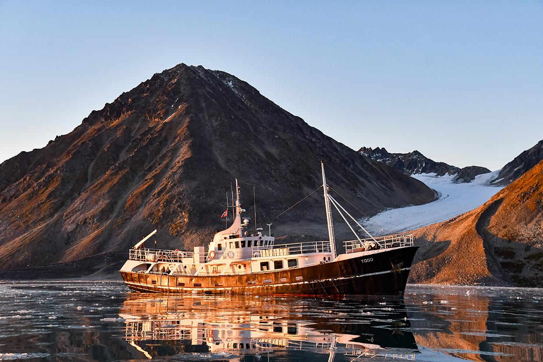 MS Togo Spitzbergen