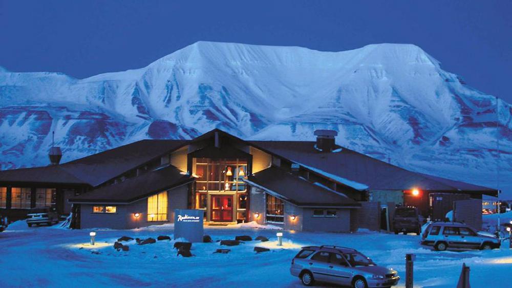 Radisson Blu Polar Hotel Spitzbergen