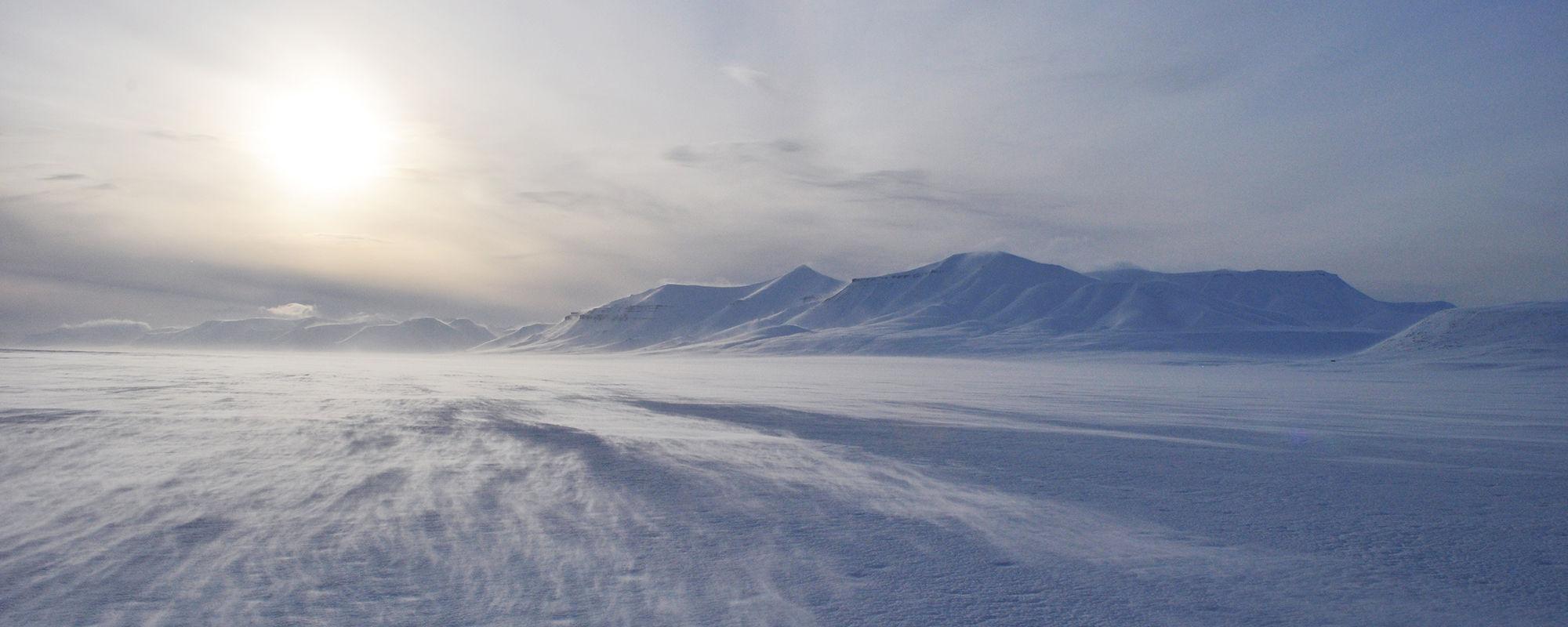 Reindalen, Spitzbergen
