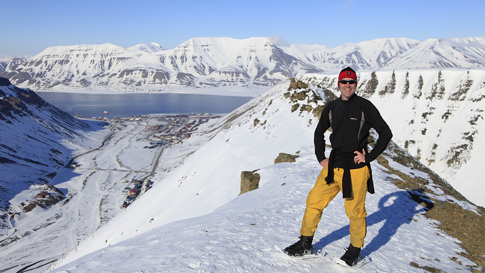Sarkofagen, Longyearbyen