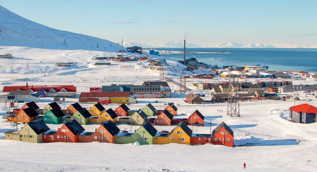 Sightseeing Longyearbyen