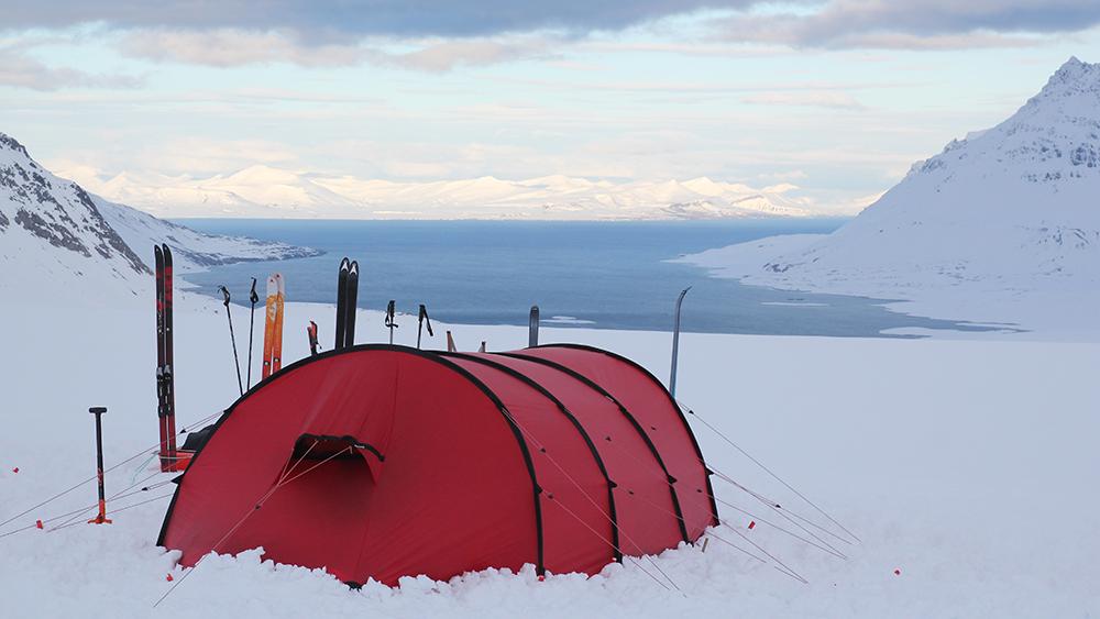 Ski-Tour Trygghamna