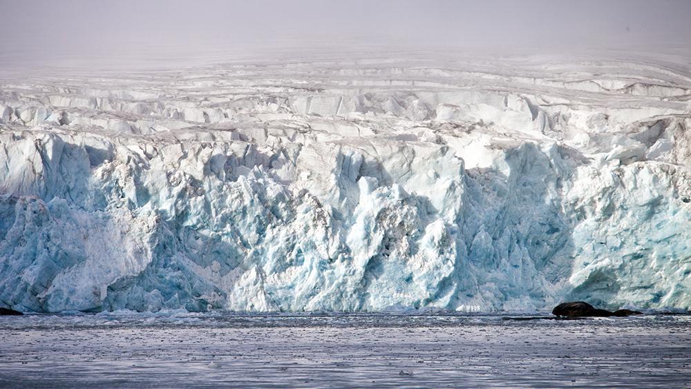 Smithbreen, Spitzbergen