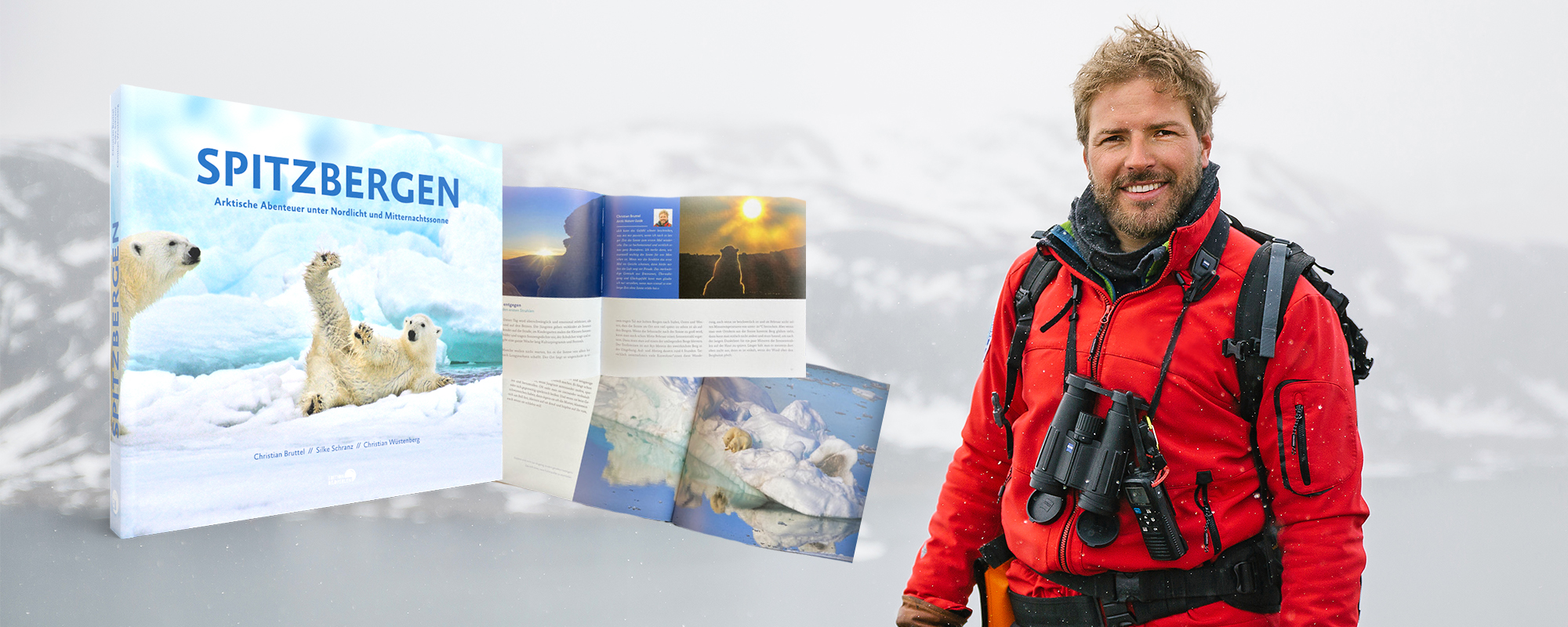 Spitzbergen Buch