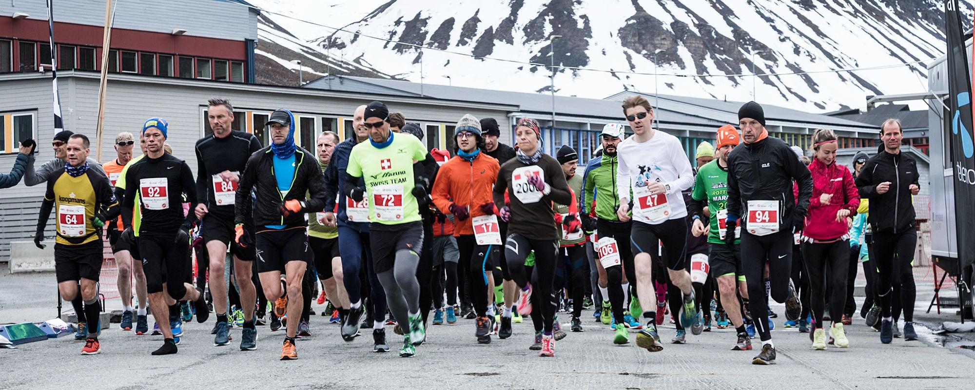 Spitzbergen Marathon
