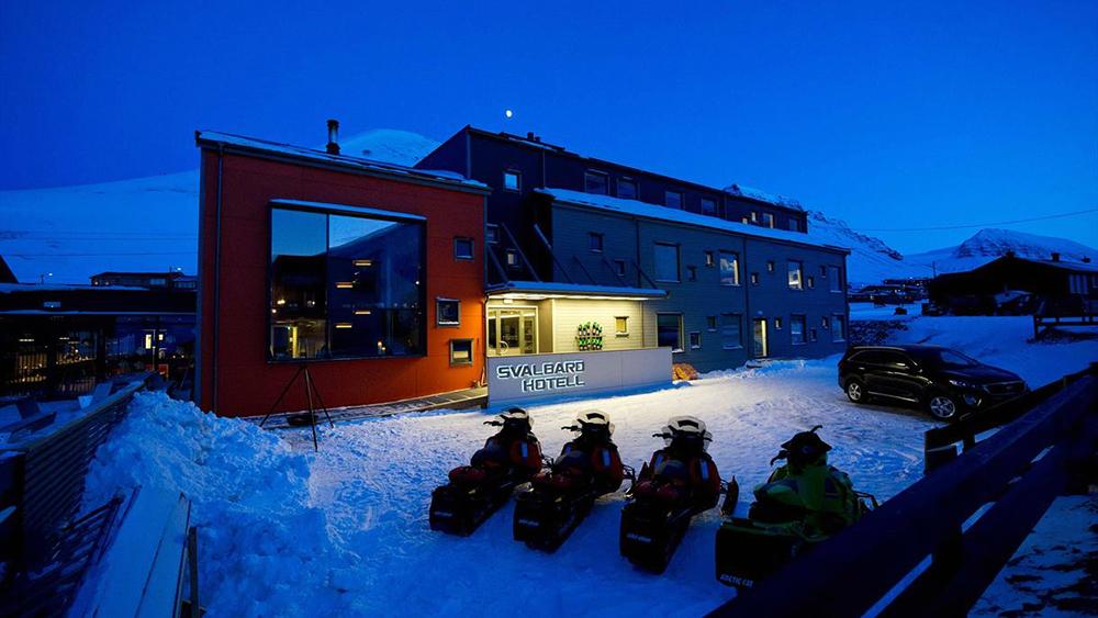 Svalbard Hotel, Longyearbyen